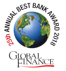 Anual bank award